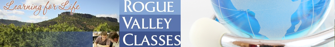Rogue Valley Classes